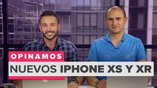 iPhone XS, iPhone XR: ¿Lo amamos u odiamos? Opiniones