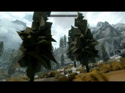 Even LOWER Graphics mod? :: The Elder Scrolls V: Skyrim