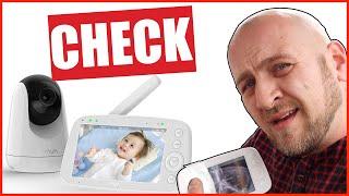 ✅Babyphone mit Kamera -  Baby Monitor 2020 Test Deutsch