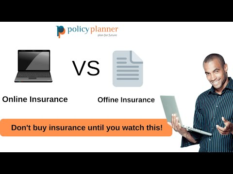 mp4 Insurance Agent Vs Online, download Insurance Agent Vs Online video klip Insurance Agent Vs Online