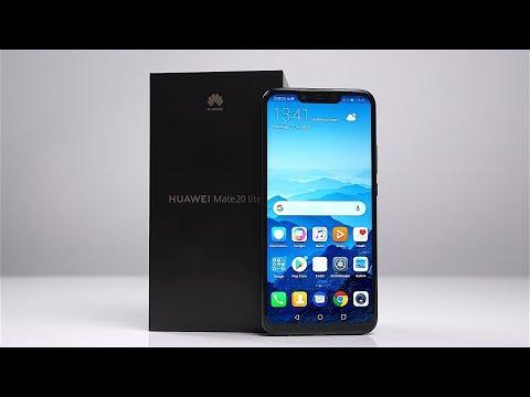 Video over Huawei Mate 20 Lite