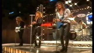 Europe - Coast to Coast ( Playback on Swedish TV 1988)