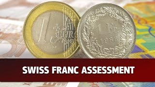 EUR/CHF Grexitängste betrüben EUR/CHF