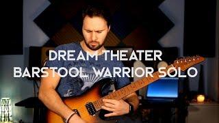 Dream Theater   Barstool Warrior Solo (Filipe Ferreira Cover)