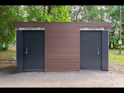 "Туалетный модуль ""Дублин"""