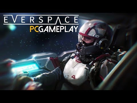 EVERSPACE Gameplay (PC HD)