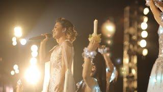 Lilin Lilin Kecil - Chrisye (cover) By Pritta Kartika With Stradivari Orchestra