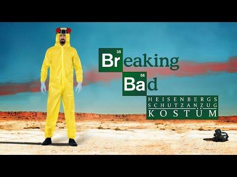 Breaking Bad-Kostüm: Schutzanzug von Walter White / Jesse Pinkman
