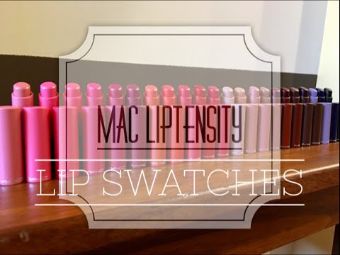 Liptensity Lip Pencil by MAC #3