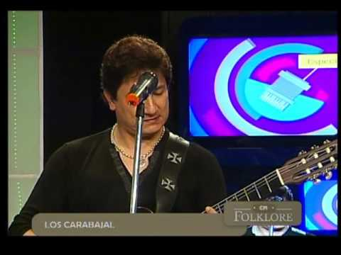 Los Carabajal video Lágrimas de amor - CM Folklore 2016