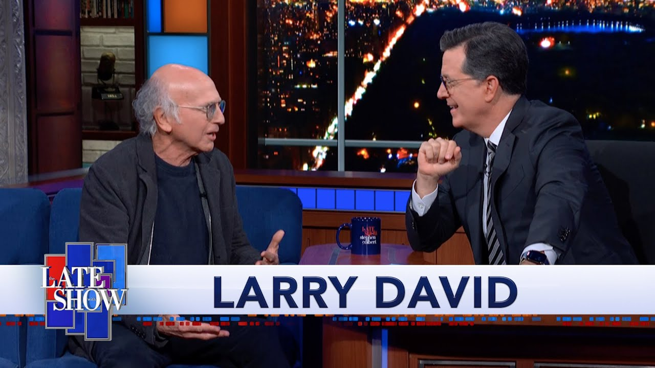 Larry David: If Bernie Wins It Will Be Great For The Country, But Terrible For Me thumbnail