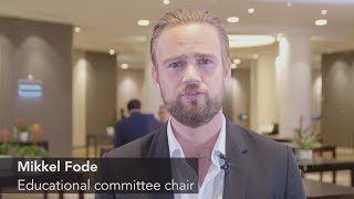 Mikkel Fode - Educational Committee Chair