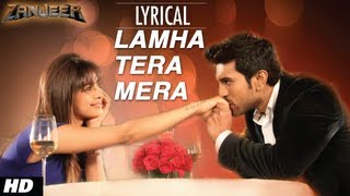 """Lamha Tera Mera"" Song With Lyrics | Priyanka Chopra, Ram"