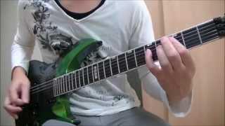 Judas Priest - The Ripper (Guitar Cover)