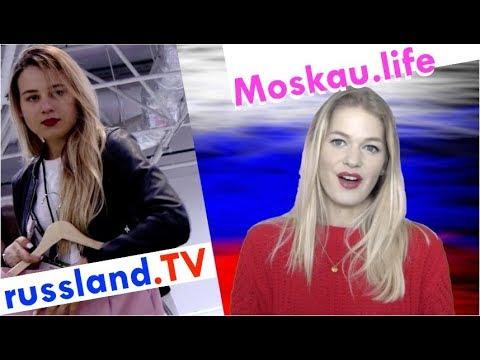 Moskauer Frauen mögen´s lässig [Video]