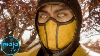 Top 10 Biggest Moments from Mortal Kombat 11