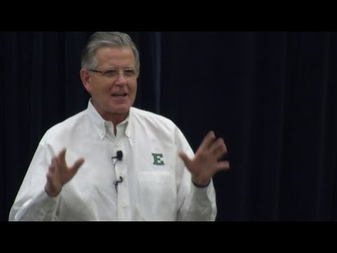EMU Star Lecture Series - Pat Barry