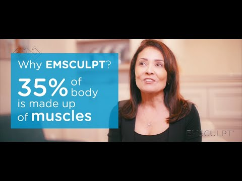 Why EMSCULPT? - Patient testimonials