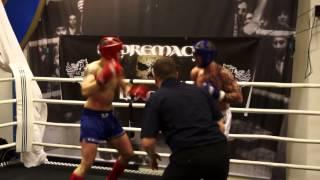 Supremacy Amateur League V - Salim Mvungi vs Ante Berg