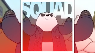 We Bare Bears 'This My Squad' Extended! [DOWNLOAD]