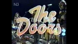 "The Doors Tightrope Ride Live at ""Beat Club"" 1972 Televison Performance ""Original Broadcast"""