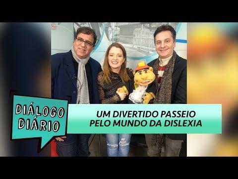 Diálogo Diário fala sobre dislexia