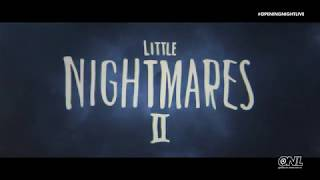 Little Nightmares II Announcement and Trailer World Premiere I Gamescom Opening Night Live
