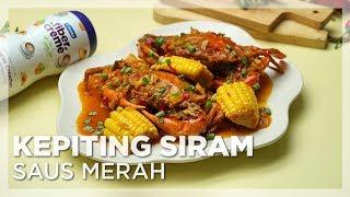 FiberCreme_TV - Kepiting Siram Saus Merah