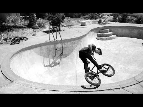 BMX - CHASE HAWK WELCOME TO ETNIES