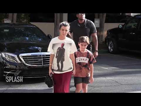 Kourtney Kardashian and Scott Disick have stopped talking | Daily Celebrity News | Splash TV