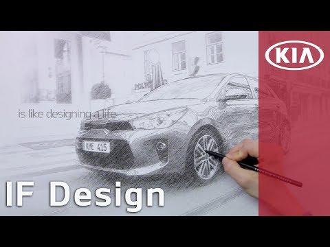 Kia  Rio 5 Doors Хетчбек класса B - рекламное видео 3