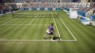 VideoImage2 Tennis World Tour 2 Ace Edition