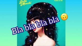 Greta Menchi   Fuori Di Me (Testo Giusto) Lyrics Video