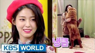 Seol Hyun danced to