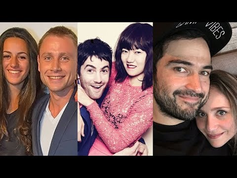 Sense8 ... and their real life partners