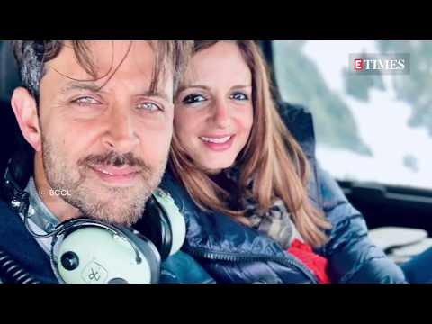 Hrithik Roshan and Sussanne Khan to MOVE IN together; here's why!