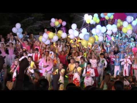 Заключительная песня фестиваля Цветик-семицветик 2013 год