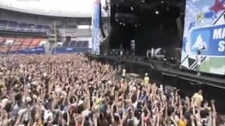 Big Bang  Beautiful Hangover and Hands Up 100808 SUMMER SONIC 2010 TOKYO