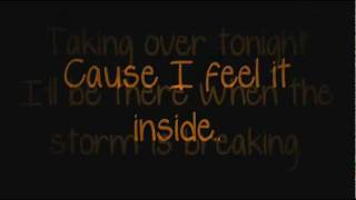 Armin van Buuren vs Sophie Ellis Bextor - Not giving Up On Love [HQ] + Lyrics.flv