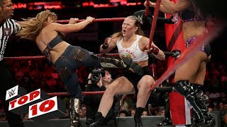 Top 10 Raw moments: WWE Top 10, September 10, 2018