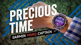 The $1850 Garmin MARQ Captain Ruined Other Smartwatches For Me