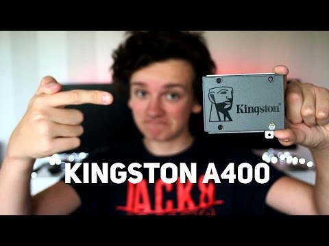 Kingston A400 SSD - A new KING of affordable SSDs?