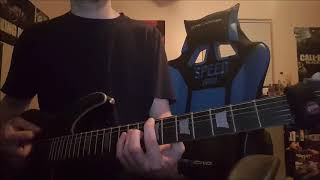 Volbeat   Cheapside Sloggers (Rhythm Guitar Cover)