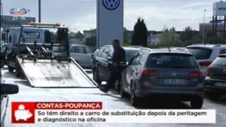 Contas Poupança – Seguros Automóvel