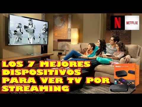 Top 7 Dispositivos para Ver TV por internet [Streaming] [dispositivos para ver netflix en tv]