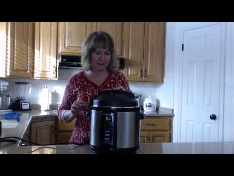 How To Use the Cuisinart Pressure Cooker