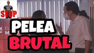 BRUTAL PELEA de PABLO IGLESIAS Y ROCÍO MONASTERIO de Vox