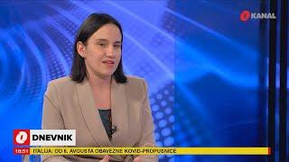 Benjamina Karić: Draško Stanivuković me razočarao