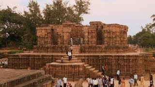 Renovation Works at Konark Sun Temple