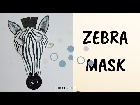 Download Cow Mask Making Of Cow Mask School Craft Video 3GP Mp4 FLV